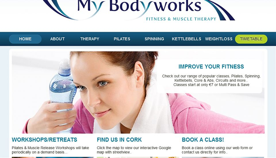 MyBodyworks Gym