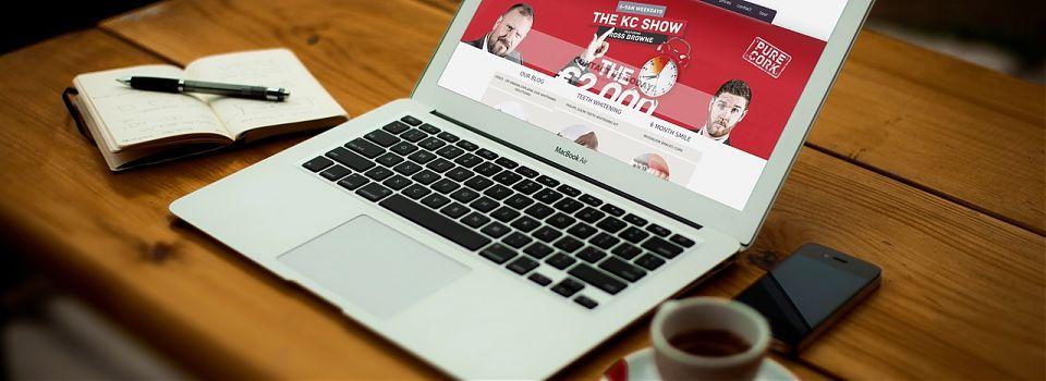 Cork Dental Care Web Design