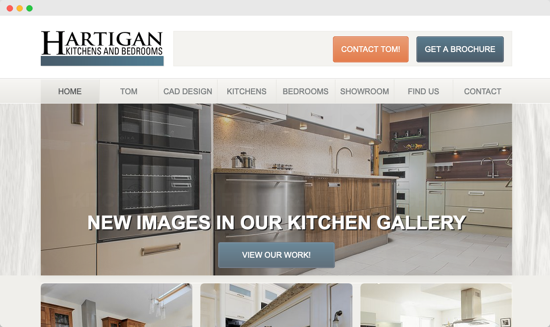 Page 1 of Google: Kitchens Cork