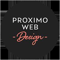 Proximo Web Design Logo